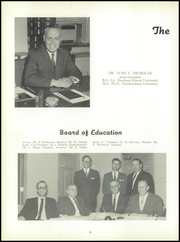 Page 10, 1960 Edition, Ladue Horton Watkins High School - Rambler Yearbook (St Louis, MO) online yearbook collection