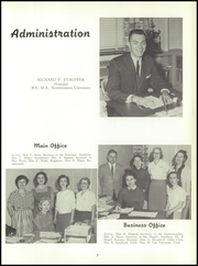 Page 11, 1960 Edition, Ladue Horton Watkins High School - Rambler Yearbook (St Louis, MO) online yearbook collection