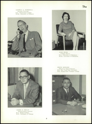 Page 12, 1960 Edition, Ladue Horton Watkins High School - Rambler Yearbook (St Louis, MO) online yearbook collection
