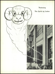 Page 6, 1960 Edition, Ladue Horton Watkins High School - Rambler Yearbook (St Louis, MO) online yearbook collection