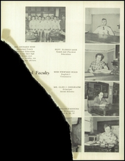 Page 10, 1953 Edition, La Grange High School - Eagle Yearbook (La Grange, MO) online yearbook collection
