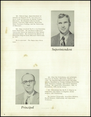 Page 8, 1953 Edition, La Grange High School - Eagle Yearbook (La Grange, MO) online yearbook collection
