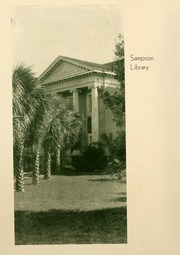 Page 14, 1934 Edition, Stetson University - Hatter Yearbook (DeLand, FL) online yearbook collection