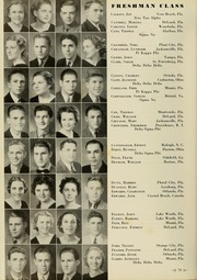 Page 76, 1937 Edition, Stetson University - Hatter Yearbook (DeLand, FL) online yearbook collection