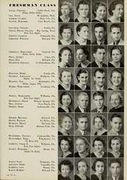 Page 77, 1937 Edition, Stetson University - Hatter Yearbook (DeLand, FL) online yearbook collection