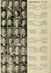 Page 78, 1937 Edition, Stetson University - Hatter Yearbook (DeLand, FL) online yearbook collection