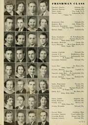 Page 80, 1937 Edition, Stetson University - Hatter Yearbook (DeLand, FL) online yearbook collection