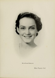 Page 89, 1937 Edition, Stetson University - Hatter Yearbook (DeLand, FL) online yearbook collection