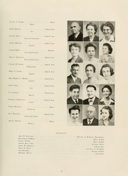 Page 17, 1945 Edition, Stetson University - Hatter Yearbook (DeLand, FL) online yearbook collection