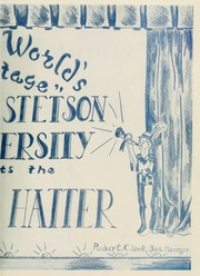 Page 9, 1945 Edition, Stetson University - Hatter Yearbook (DeLand, FL) online yearbook collection