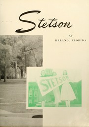 Page 7, 1957 Edition, Stetson University - Hatter Yearbook (DeLand, FL) online yearbook collection