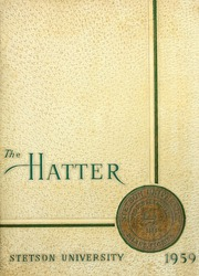 Page 1, 1959 Edition, Stetson University - Hatter Yearbook (DeLand, FL) online yearbook collection