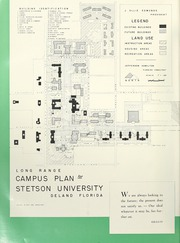 Page 16, 1959 Edition, Stetson University - Hatter Yearbook (DeLand, FL) online yearbook collection
