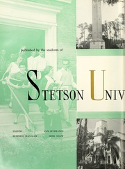 Page 6, 1959 Edition, Stetson University - Hatter Yearbook (DeLand, FL) online yearbook collection