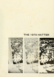 Page 5, 1970 Edition, Stetson University - Hatter Yearbook (DeLand, FL) online yearbook collection