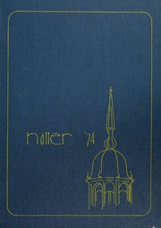 1974 Edition, Stetson University - Hatter Yearbook (DeLand, FL)