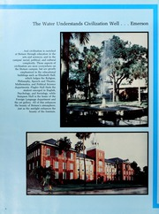 Page 10, 1980 Edition, Stetson University - Hatter Yearbook (DeLand, FL) online yearbook collection