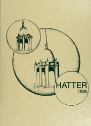 1985 Edition, Stetson University - Hatter Yearbook (DeLand, FL)