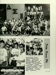 Page 49, 1987 Edition, Stetson University - Hatter Yearbook (DeLand, FL) online yearbook collection