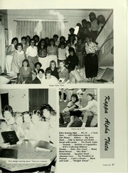 Page 51, 1987 Edition, Stetson University - Hatter Yearbook (DeLand, FL) online yearbook collection
