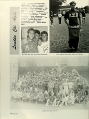 Page 52, 1987 Edition, Stetson University - Hatter Yearbook (DeLand, FL) online yearbook collection