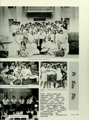 Page 53, 1987 Edition, Stetson University - Hatter Yearbook (DeLand, FL) online yearbook collection