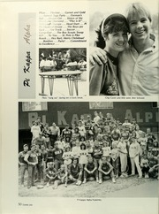Page 54, 1987 Edition, Stetson University - Hatter Yearbook (DeLand, FL) online yearbook collection