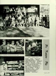 Page 55, 1987 Edition, Stetson University - Hatter Yearbook (DeLand, FL) online yearbook collection