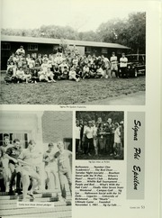 Page 57, 1987 Edition, Stetson University - Hatter Yearbook (DeLand, FL) online yearbook collection