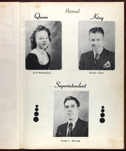 Page 15, 1945 Edition, Metz High School - Cardinal Yearbook (Metz, MO) online yearbook collection