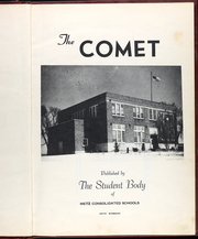 Page 7, 1945 Edition, Metz High School - Cardinal Yearbook (Metz, MO) online yearbook collection
