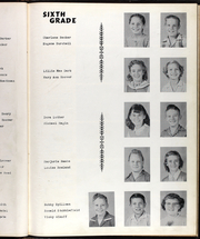 Page 17, 1956 Edition, Metz High School - Cardinal Yearbook (Metz, MO) online yearbook collection