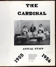 Page 5, 1956 Edition, Metz High School - Cardinal Yearbook (Metz, MO) online yearbook collection