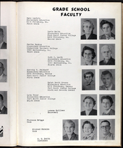 Page 9, 1956 Edition, Metz High School - Cardinal Yearbook (Metz, MO) online yearbook collection