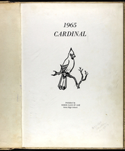 Page 5, 1965 Edition, Metz High School - Cardinal Yearbook (Metz, MO) online yearbook collection