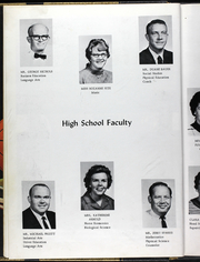 Page 10, 1969 Edition, Metz High School - Cardinal Yearbook (Metz, MO) online yearbook collection
