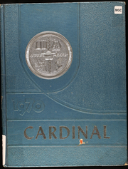 Page 1, 1970 Edition, Metz High School - Cardinal Yearbook (Metz, MO) online yearbook collection