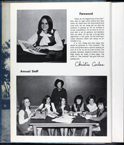 Page 6, 1970 Edition, Metz High School - Cardinal Yearbook (Metz, MO) online yearbook collection