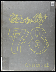 Page 1, 1978 Edition, Metz High School - Cardinal Yearbook (Metz, MO) online yearbook collection