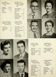 Page 13, 1959 Edition, Goodman High School - Pirate Yearbook (Goodman, MO) online yearbook collection