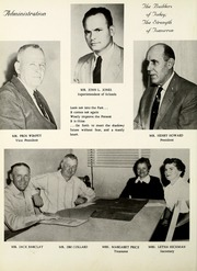 Page 8, 1959 Edition, Goodman High School - Pirate Yearbook (Goodman, MO) online yearbook collection