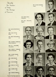 Page 9, 1959 Edition, Goodman High School - Pirate Yearbook (Goodman, MO) online yearbook collection