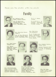 Page 15, 1954 Edition, Alba High School - Albamo Yearbook (Alba, MO) online yearbook collection