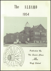 Page 7, 1954 Edition, Alba High School - Albamo Yearbook (Alba, MO) online yearbook collection