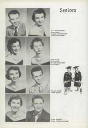 Page 12, 1956 Edition, Alba High School - Albamo Yearbook (Alba, MO) online yearbook collection