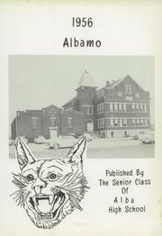 Page 7, 1956 Edition, Alba High School - Albamo Yearbook (Alba, MO) online yearbook collection