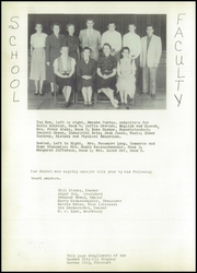 Page 8, 1955 Edition, Garden City High School - Tigers Roar Yearbook (Garden City, MO) online yearbook collection