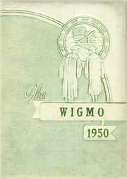 Page 1, 1950 Edition, Duenweg High School - Wigmo Yearbook (Duenweg, MO) online yearbook collection