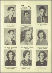 Page 13, 1950 Edition, Duenweg High School - Wigmo Yearbook (Duenweg, MO) online yearbook collection