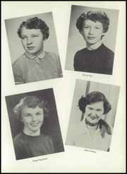 Page 11, 1955 Edition, Duenweg High School - Wigmo Yearbook (Duenweg, MO) online yearbook collection